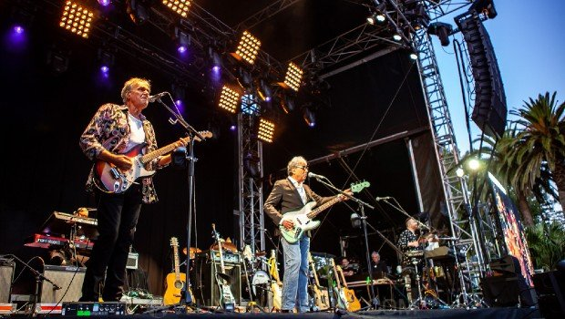 Review Scene: 10CC & Russell Morris at Melbourne Zoo Twilights, 21st February 2020