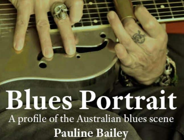 Review Scene: Blues Portrait by Pauline Bailey