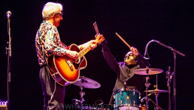 Snap Scene: Nick Lowe & Los Straitjackets, Enmore Theatre, 16th February 2020