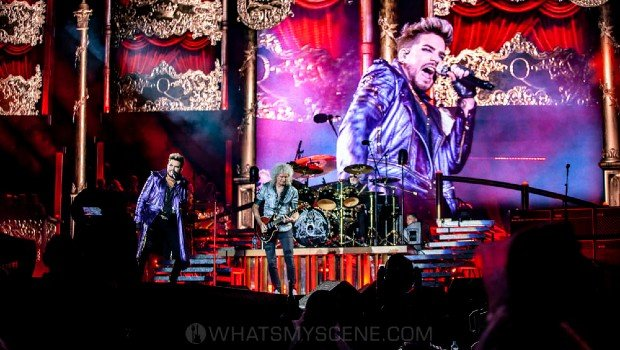 Review Scene: Queen & Adam Lambert, AAMI Stadium, 19th February 2020