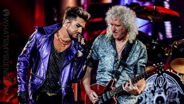 Snap Scene: Queen & Adam Lambert, AAMI Stadium, 19th February 2020