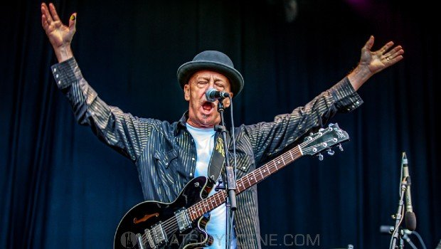 Snap Scene: Russell Morris at Melbourne Zoo Twilights, 21st February 2020