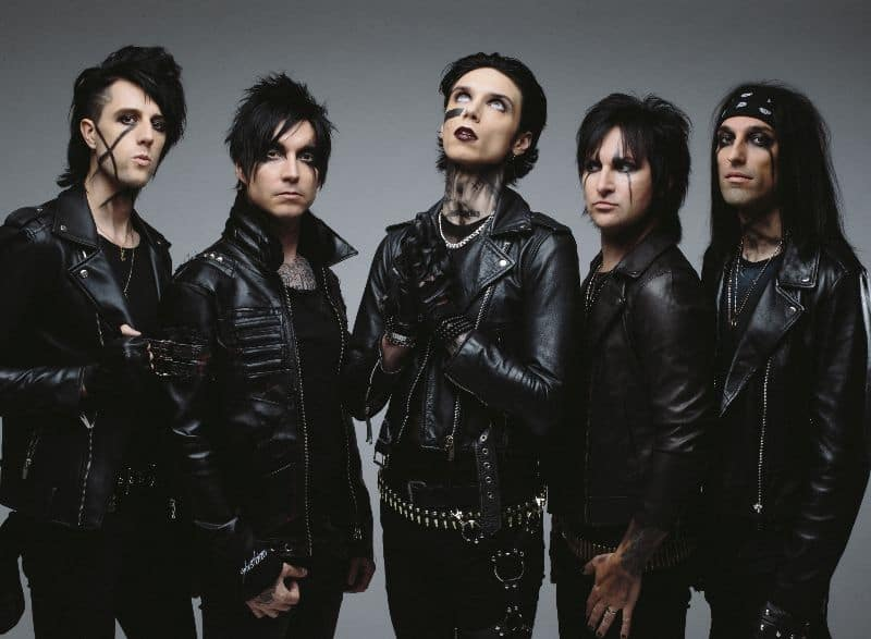 Scene News: BLACK VEIL BRIDES Announce Their Australian Headline Tour -  Earlybird Sales on today!