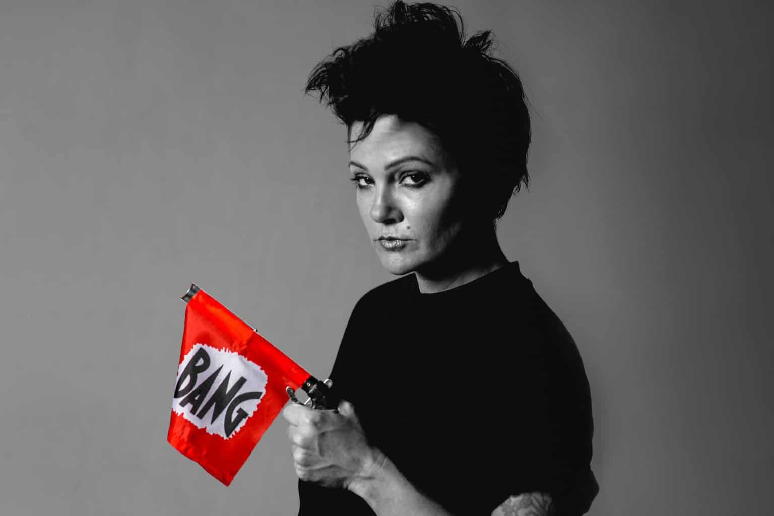 Scene News: SARAH MCLEOD Announces New Single 'KILLIN IT TIL I'M DEAD'   + National Solo Electric Tour For April / May