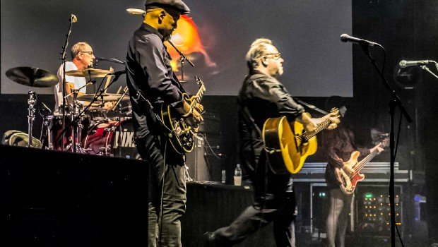 Snap Scene: The Pixies, The Palais - 9th March 2020
