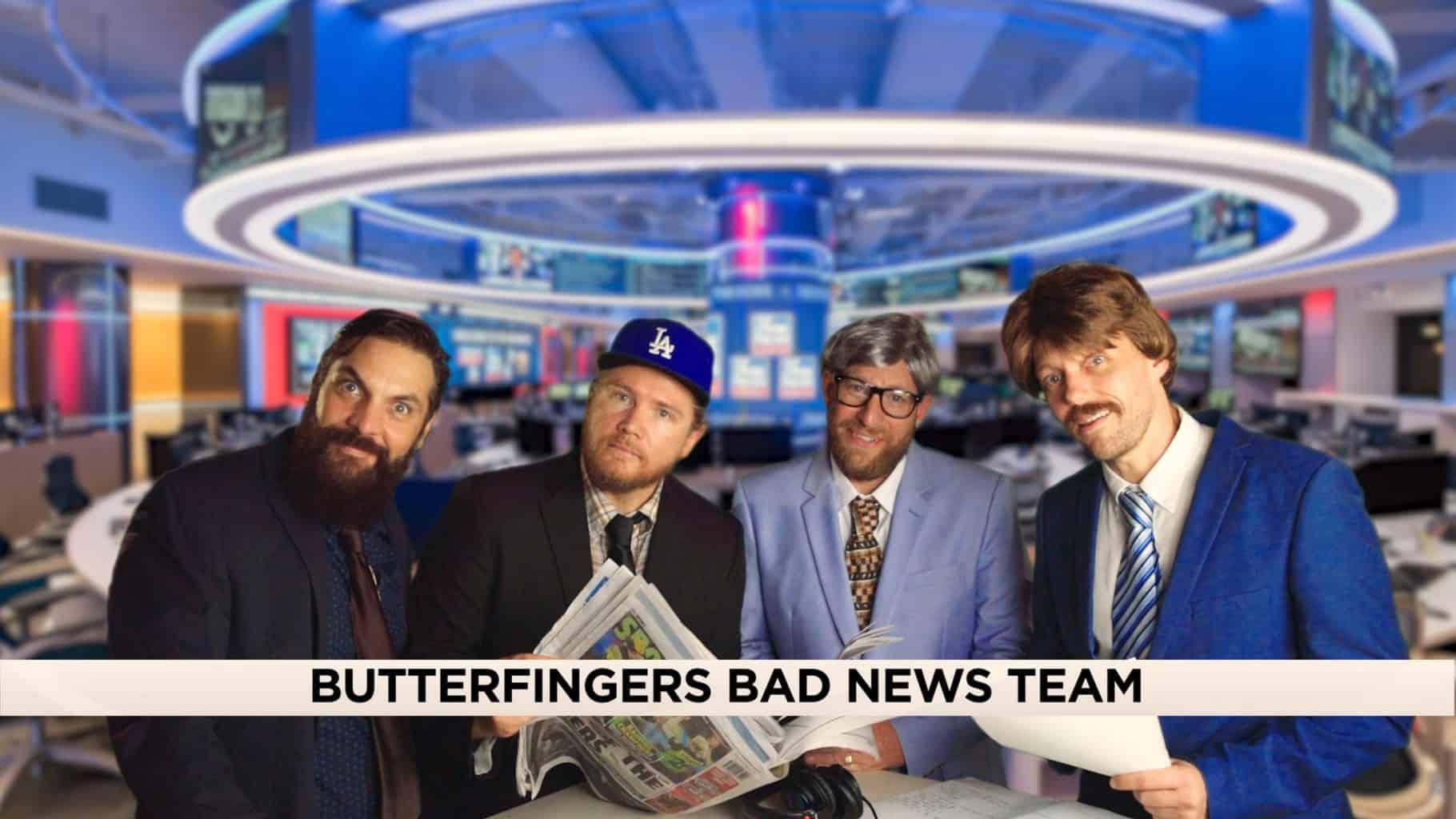 Scene News:Aussie Hip Hop Legends Butterfingersdrop New Album 'Bad News' Today + Announce New Oct/Nov/Dec Dates For Postponed National Album Tour