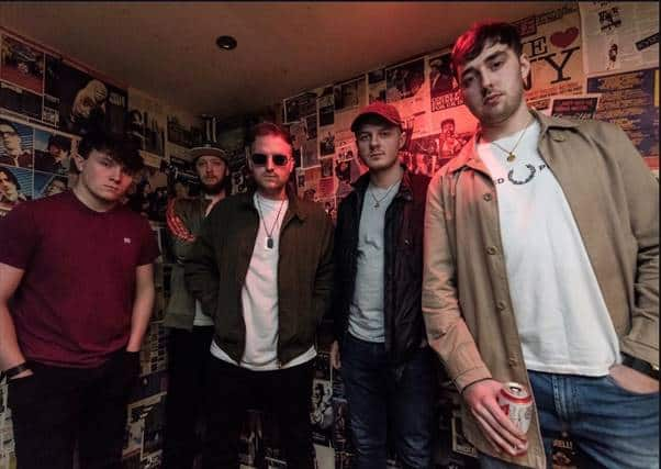 Scene News: THE CROOKS (U.K.) Sign to Golden Robot Records