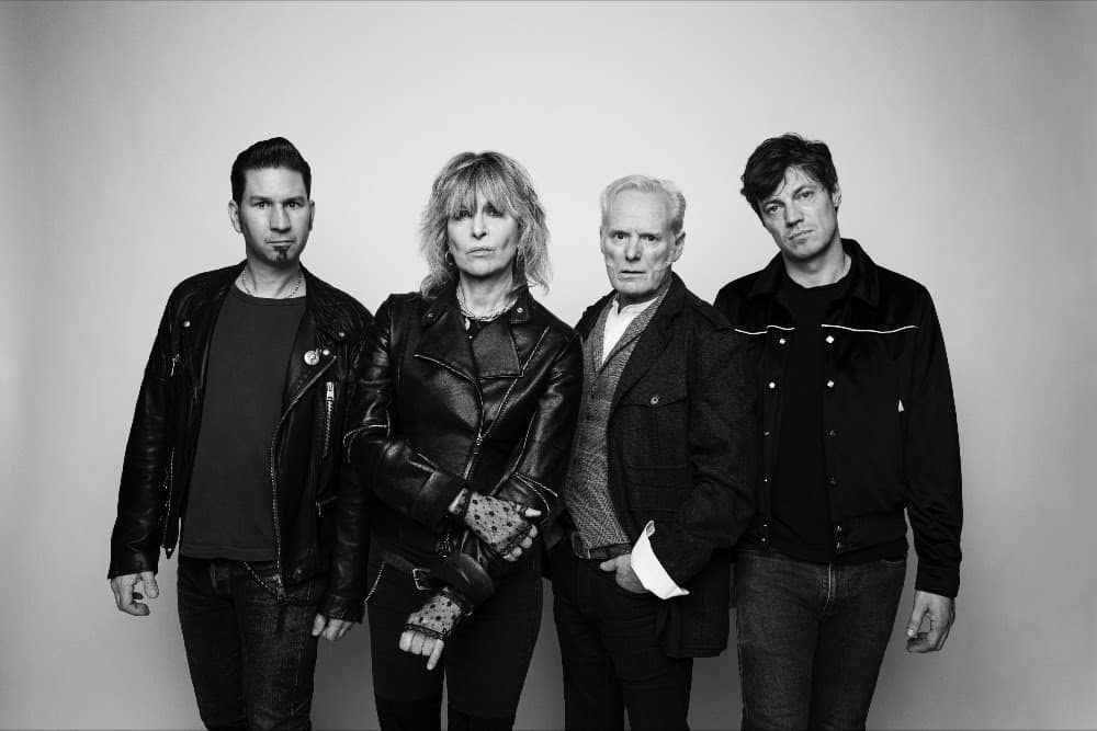 Scene News: The Pretenders - Announce Brand New Album Hate For Sale, Out July 17 via BMG