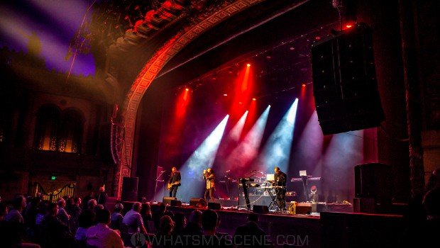 Snap Scene: The Black Halo, The Forum, 13th March 2020