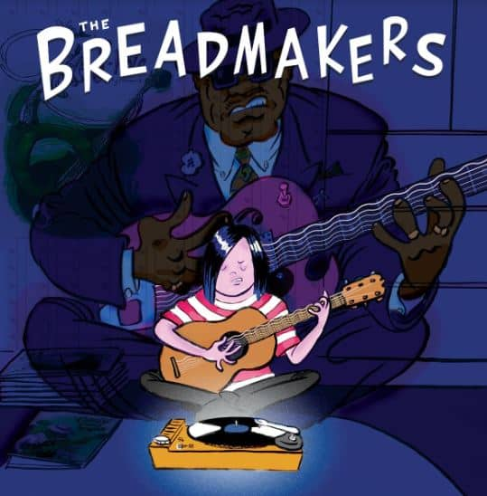 Scene News: Melbourne Rhythm & Blues legends The BREADMAKERS release new album!