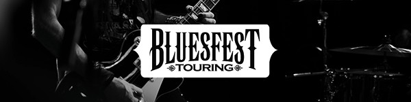 Scene News: BLUESFEST Announcement of Rescheduled Shows