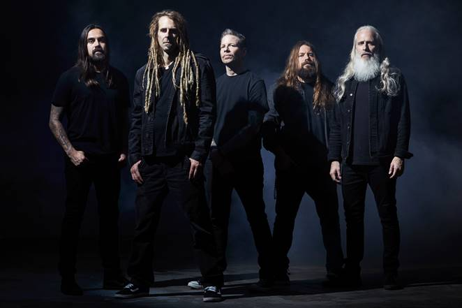 Scene News: Lamb Of God + In Flames - To Be Part Of Massive The Metal Tour Of The Year Streaming Event On June 13th (AU And NZ)