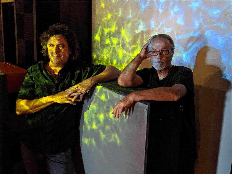 Scene News: ARIA Winners Steve Kilbey & Gareth Koch LIVE & Streaming at Lizotte's Restaurant