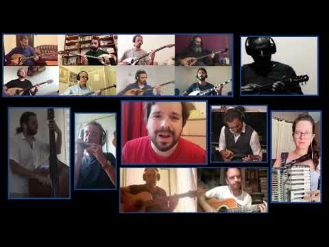 Scene News: Online Worldwide REBETIKO ORCHESTRA Highlights How Music Can Bring People Together Creatively and Positively