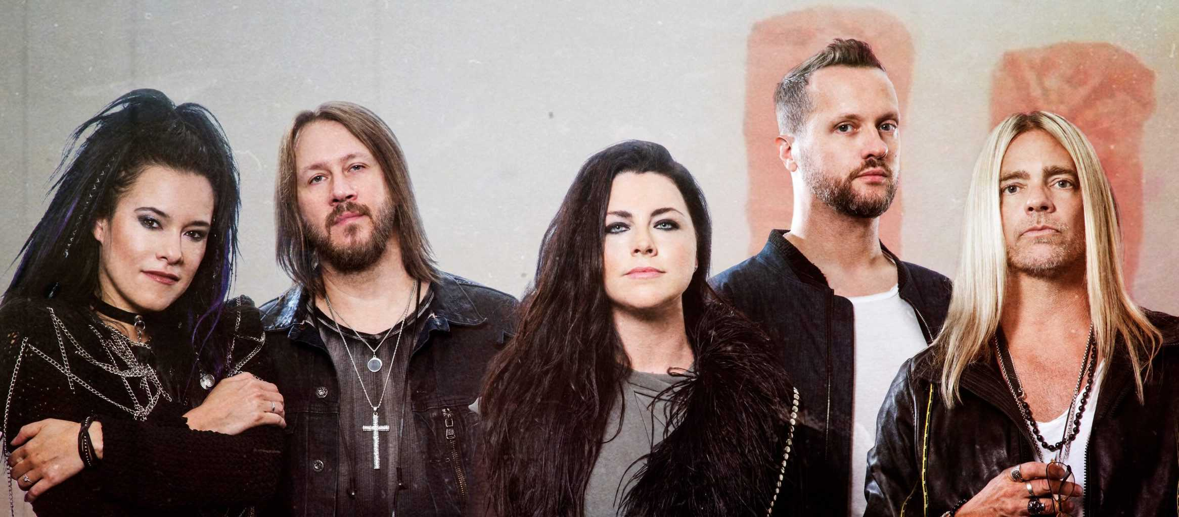 Scene News: Evanescence Unveil Video For Empowering New Single 'Use My Voice'