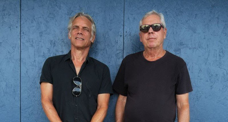 "Scene News: THE STOOGES' JAMES WILLIAMSON And RADIO BIRDMAN'S DENIZ TEK release second single ""Jet Pack Nightmare"" from upcoming album ""TWO TO ONE"""