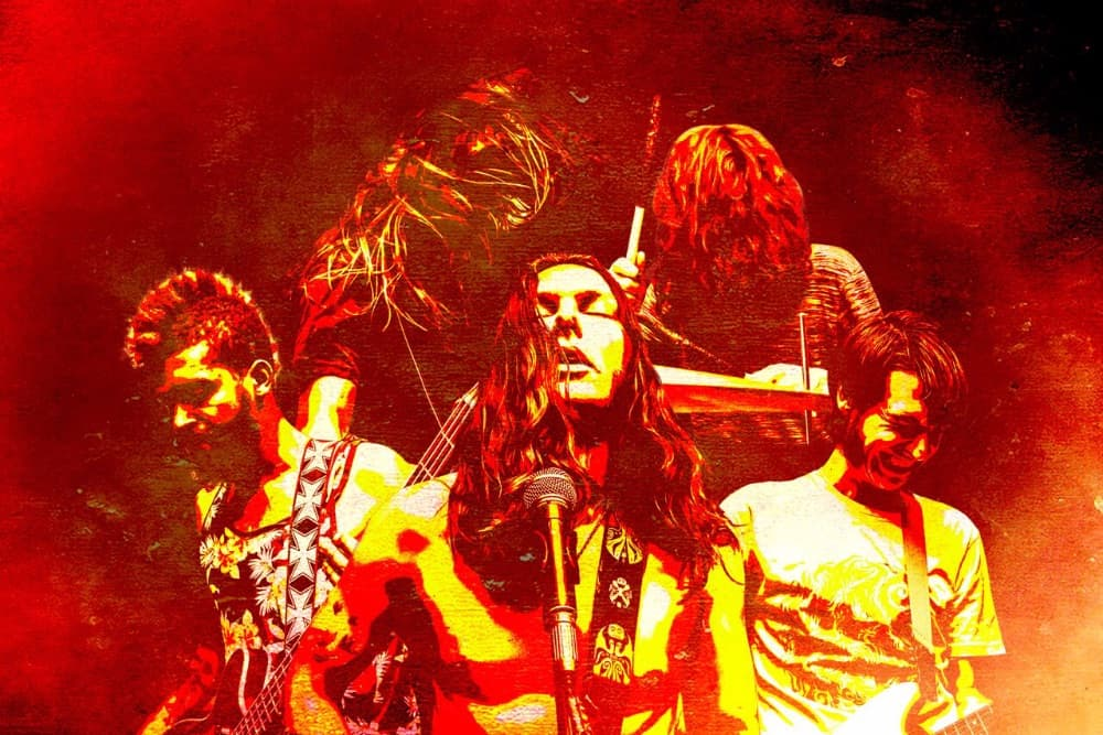 Scene News: South African Stoner Rockers, RUFF MAJIK, Announce Live Stream On Halloween To Celebrate The Release Of Their New Album, The Devil's Cattle.