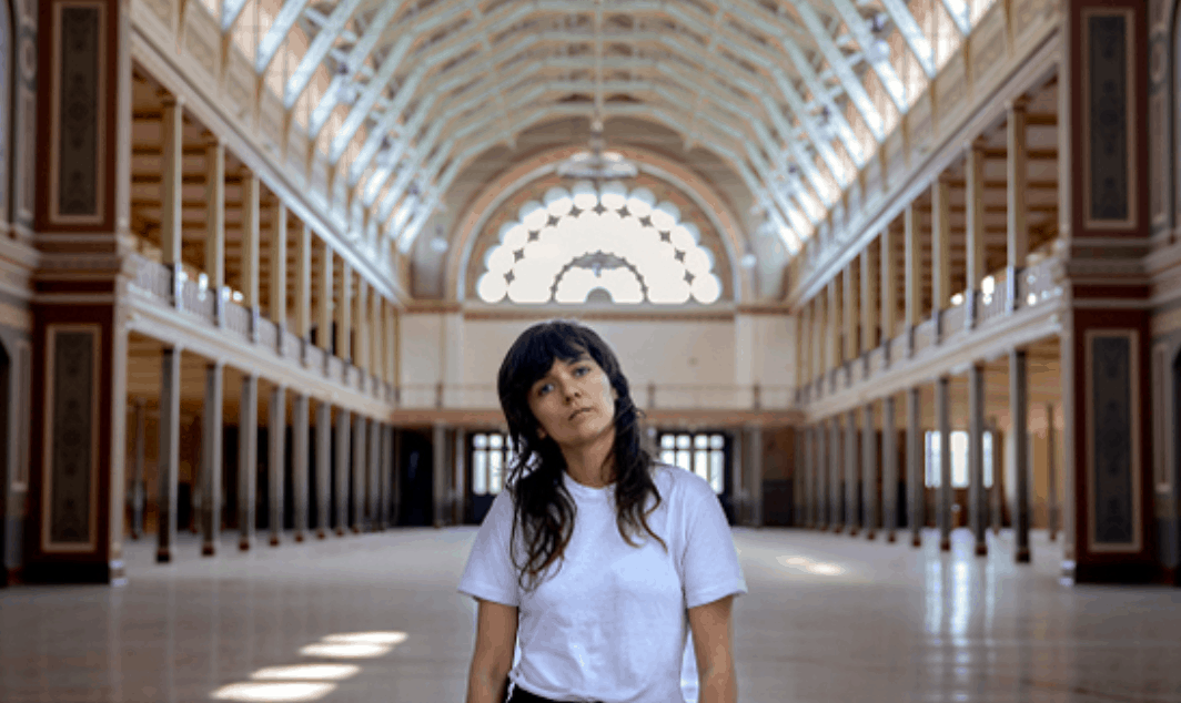 Scene News: Courtney Barnett: Live from the Royal Exhibition Building 🎉 Presale code for Museum Victoria Members