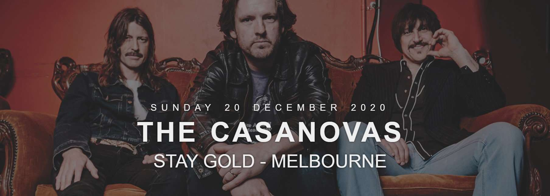 Scene News: Silverback Touring presents pre Christmas Sunday sessions with Melbourne icons The CASANOVAS