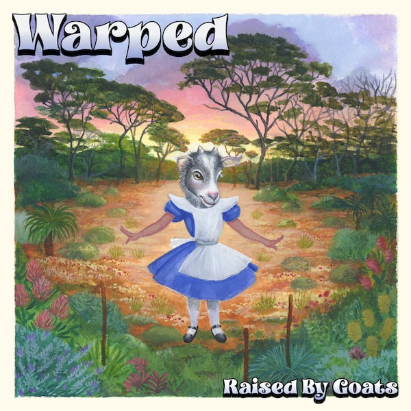 Scene News: WARPED sign with Golden Robot Records & Release New Single 'Raised By Goats'