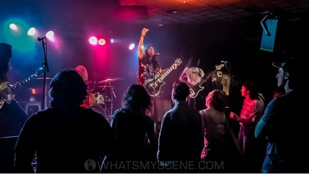 Snap Scene: The Crookeds, Stay Gold, Brunswick 20th December 2020
