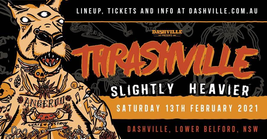 Scene News:Thrashville adds more acts to line up