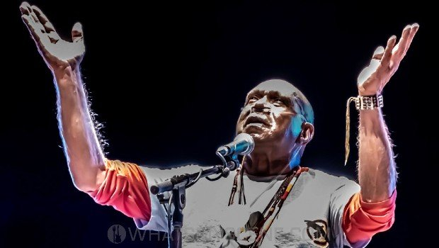 Snap Scene: Archie Roach, Sidney Myer Music Bowl - 19th February 2021