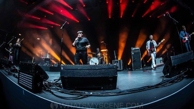 Snap Scene: Happy Mondays: Cash Savage and the Last Drinks, Sidney Myer Music Bowl, 1st February 2021