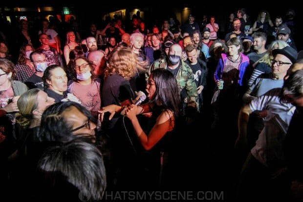 Snap Scene: High Tension, Max Watt's, Melbourne 6th Feb 2021