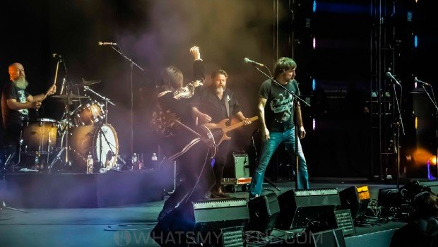 Snap Scene: Happy Mondays: The Meanies, Sidney Myer Music Bowl, 1st February 2021