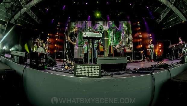 Snap Scene: 30/70, Happy Mondays at Myer Music Bowl, 22nd Feb 2021
