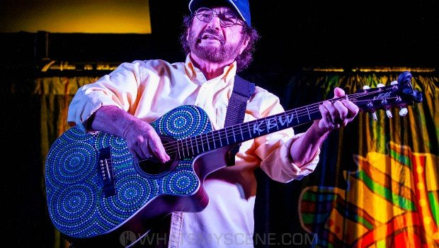 Snap Scene: Kevin Bloody Wilson, Commercial Hotel, Melbourne 27th March 2021