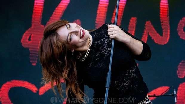 Snap Scene: Killing Heidi at By the C, Catani Gardens, Melbourne 14th March 2021