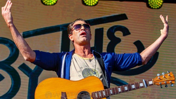 Snap Scene: Pete Murray at By the C - Don Lucas Reserve Cronulla, 6th March 2021