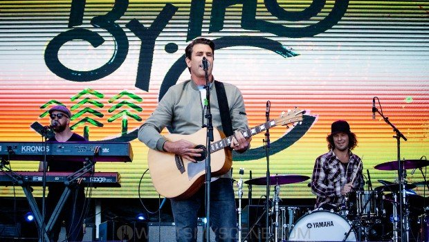 Snap Scene: Pete Murray at By the C, Catani Gardens, Melbourne 14th March 2021