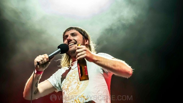 Snap Scene: Private Function, Happy Mondays at Myer Music Bowl, 22nd Feb 2021