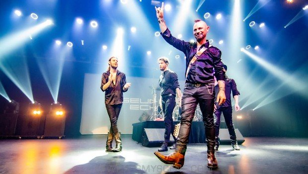Snap Scene: Pseudo Echo, The Palms at Crown, Melbourne 12th March 2021