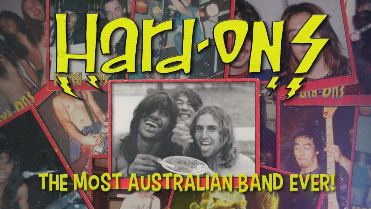 Scene News: HARD-ONS Doco In Production And Part of Documentary Australia Foundation's Support Program