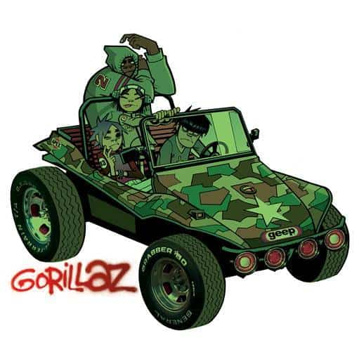 Scene News: GORILLAZ TURNZ 20!