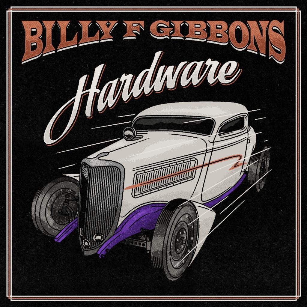 Scene News: BILLY F GIBBONS Releases 'West Coast Junkie', The First Track From Forthcoming HARDWARE Album