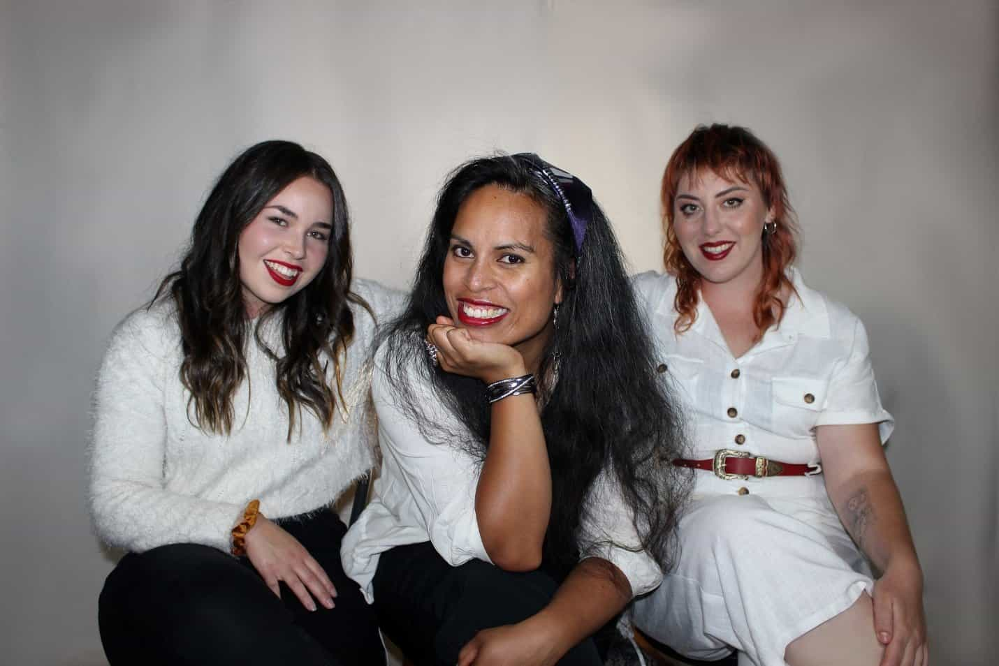 Q&A Scene: Crystal, Belle and Ruby ~ THE DK EFFECT