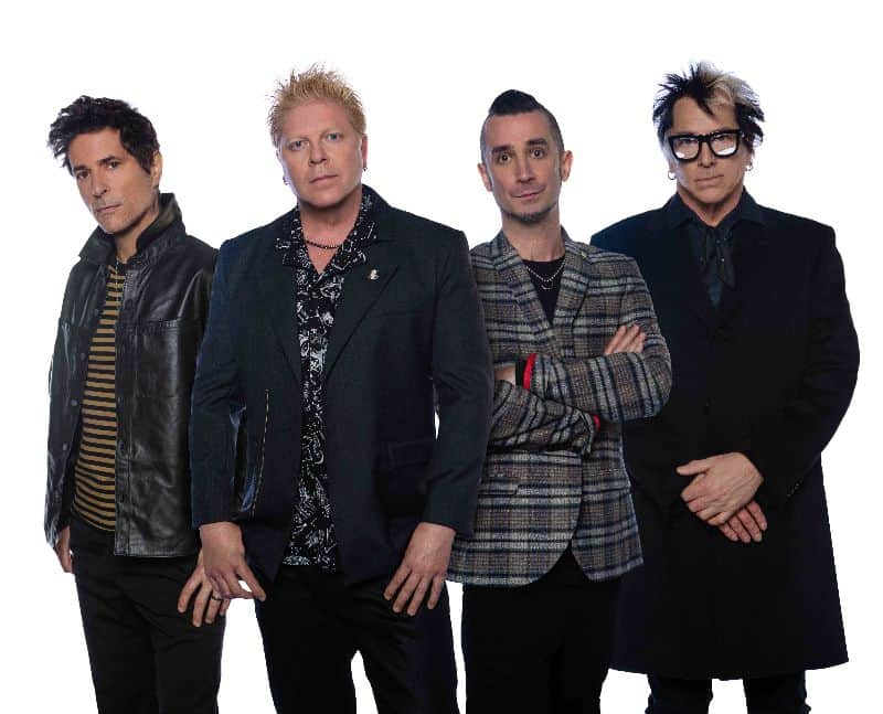 Scene News: The Offspring Release 10th Studio Album 'Let The Bad Times Roll'