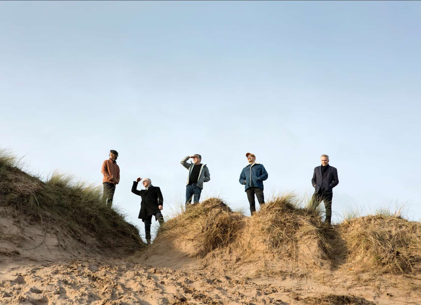 Scene News: TEENAGE FANCLUB Share New Single 'I'm More Inclined' From New Album 'Endless Arcade' To Be Released April 30 via PeMa