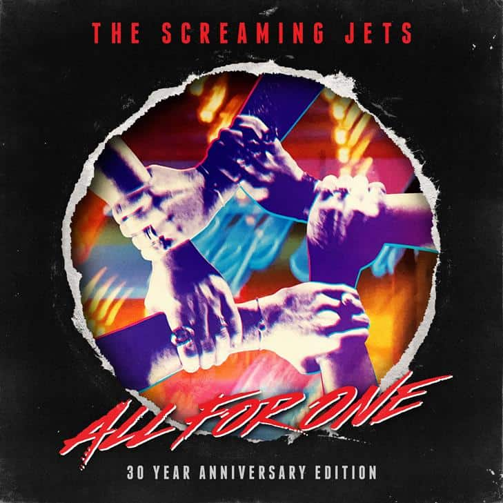 Scene News: The Screaming Jets Announce 30tTh Anniversary Of 'All For One' With Re Release And National Tour