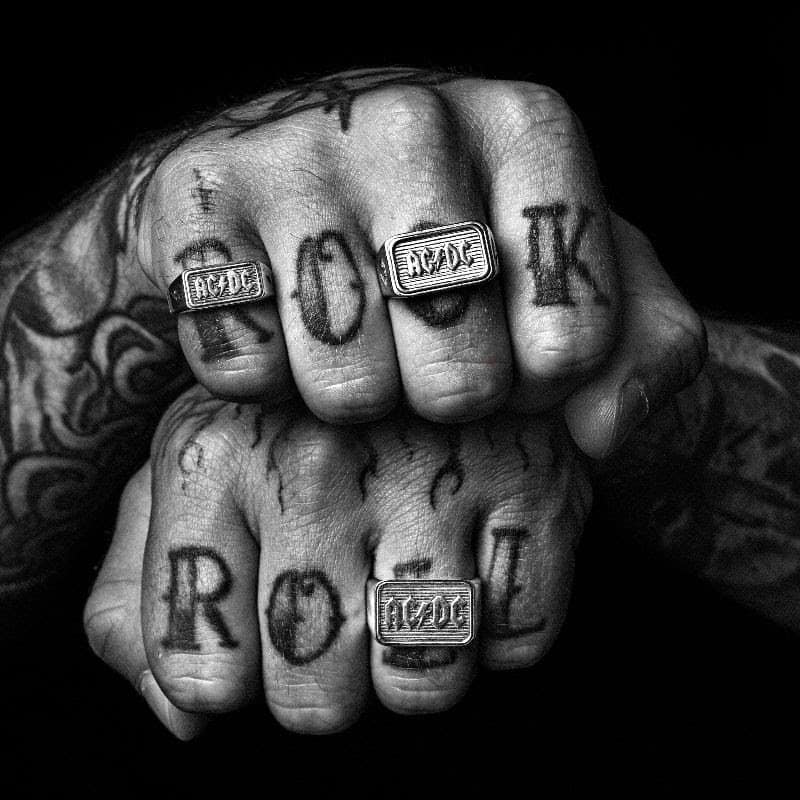 Scene News: HEART of BONE Salutes AC/DC With A Rockin' Collection, Proudly Presented By Custom Creed