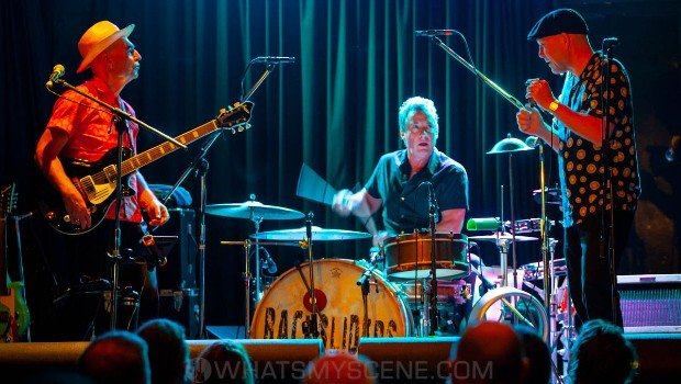 Snap Scene: The Backsliders, The Vanguard 9th May 2021