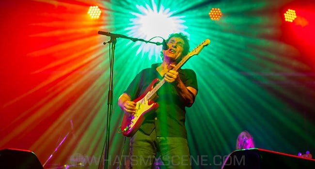 Snap Scene: Ian Moss, The Factory Theatre, Marrackville 20th May 2021