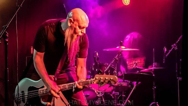Snap Scene: The Balls, The Gasometer, 14th May 2021