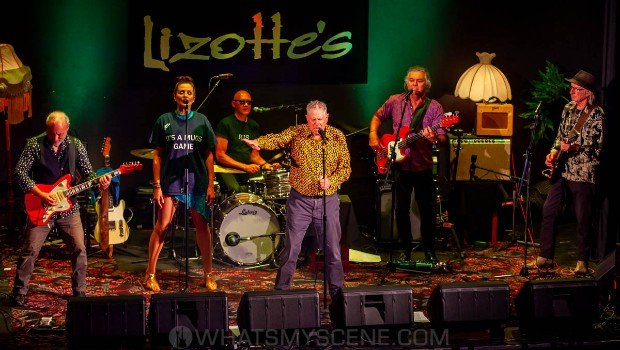 Snap Scene: Dave Warner's from the Suburbs at Lizotte's Newcastle, 13th June 2021