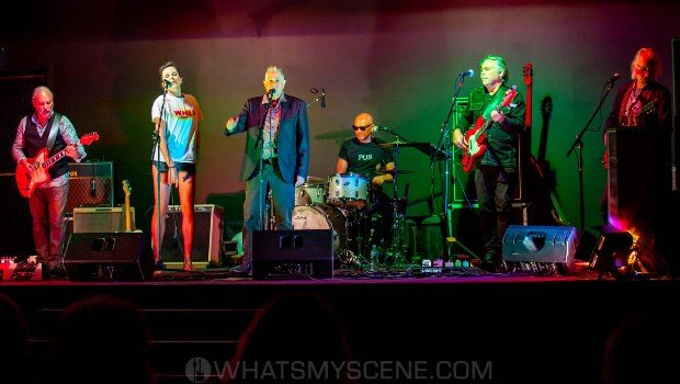 Snap Scene: GlenRock Festival - Dave Warner's from the Suburbs at Glen Innes Services Club, 12th June 2021